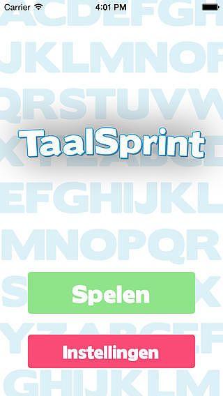 TaalSprint pour mac