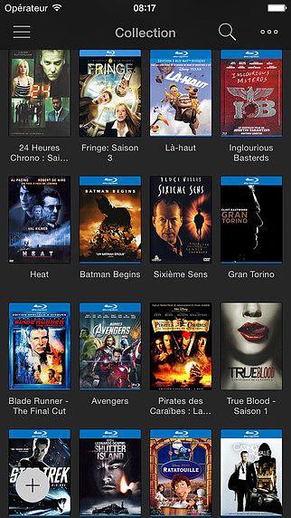 My Movies Pro - Movie  pour mac