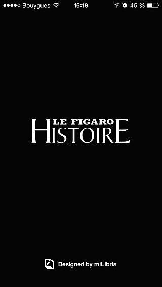 Le Figaro Histoire - le magazine pour tout découvrir sur l'histo pour mac