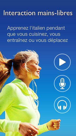 Nemo Italien - App gratuite pour apprendre l'italien sur iPhone  pour mac