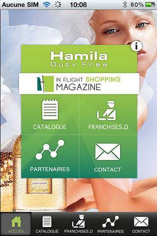 Hamila Duty Free pour mac
