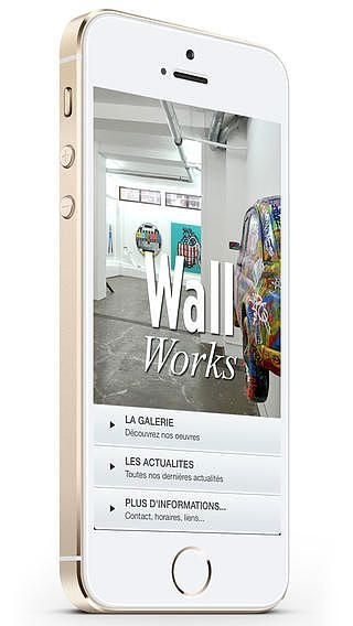 Galerie Wallworks pour mac