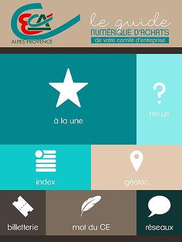 Guide d'Achats du CE Crédit Agricole Alpes Provence pour mac