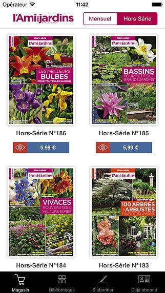 T l charger l 39 ami des jardins et de la maison magazine - Maisons et jardins magazine ...