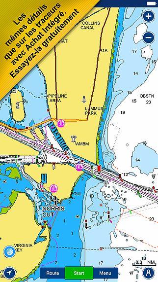Boating Mers et Lacs pour mac