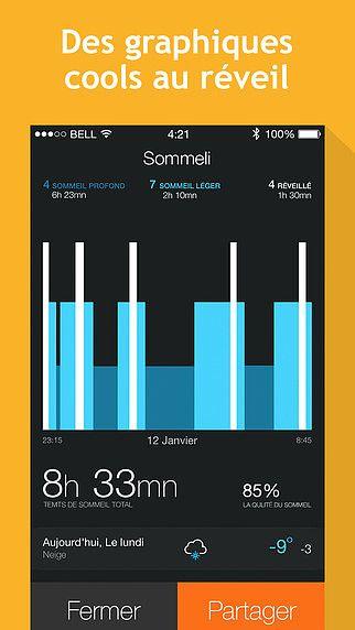 Réveil Intelligent : suivi du sommeil et enregistrement des brui pour mac