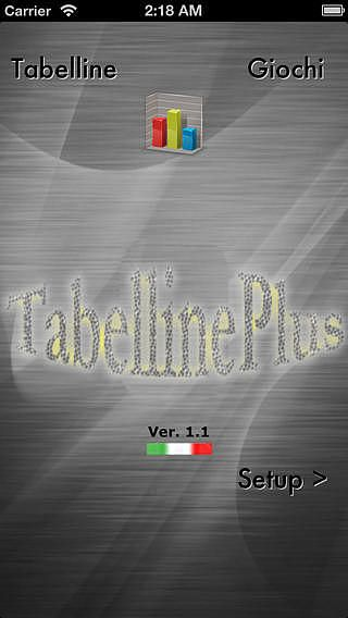 TabellinePlus pour mac