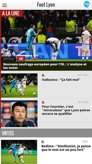 Foot Lyon pour mac