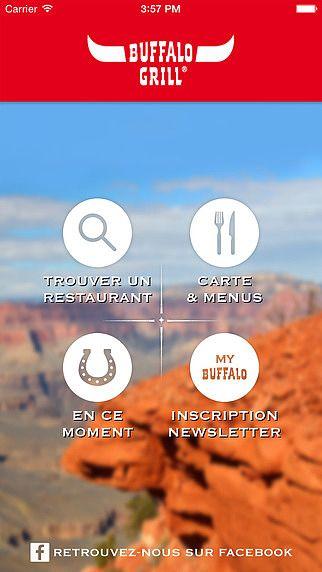 Buffalo Grill pour mac