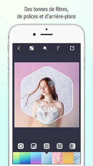 Creative Shaper - Partagez une photo ou une image avec d'incroya pour mac