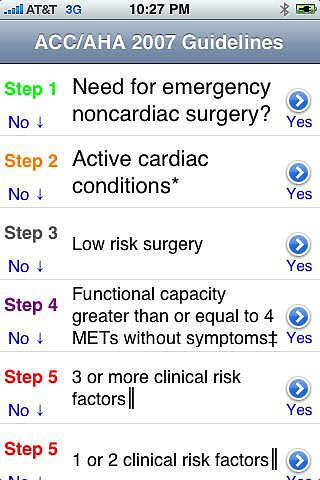 STAT Cardiac Clearance pour mac