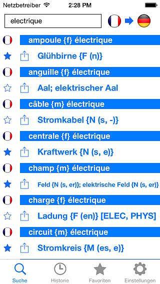 Dictionnaire <b>Anglais</b> <b>Français</b> <b>Gratuit</b> - <b>Hors</b> <b>Ligne</b> - Հավելվածներ...