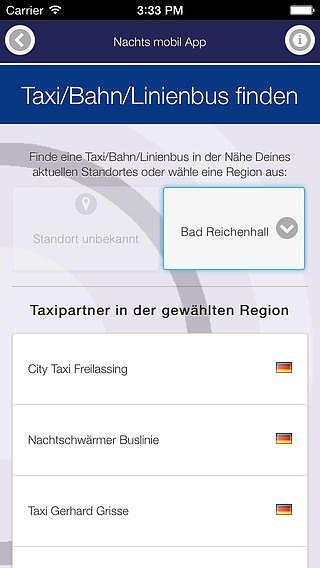 NachtsMobil pour mac