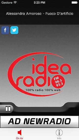IDEA RADIO pour mac