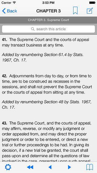 CA Law Ref pour mac
