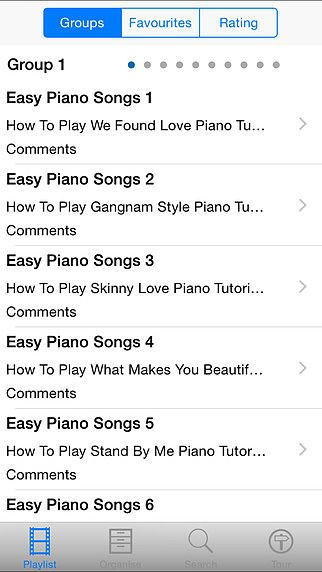 How to play cool piano songs easy