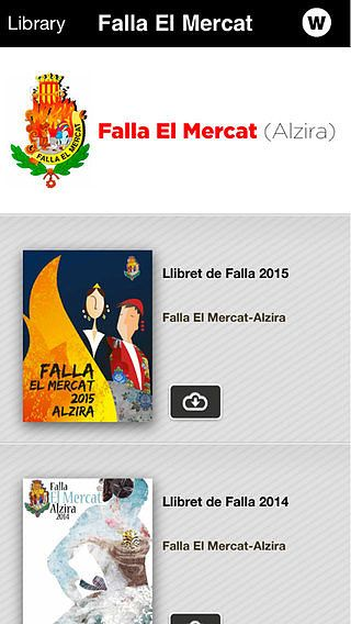 Falla El Mercat d'Alzira pour mac