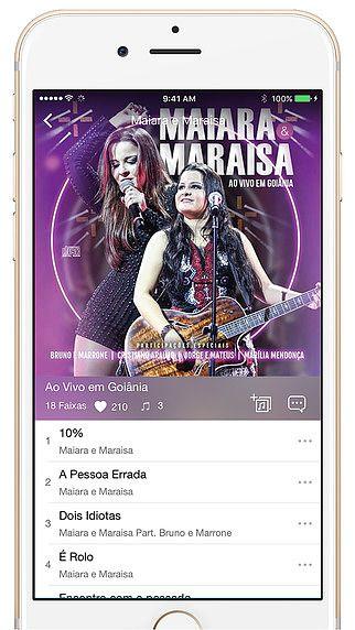 Sertanejo Mix pour mac