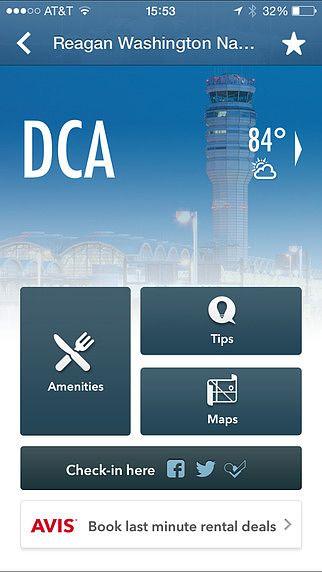 GateGuru, Airport Info  pour mac