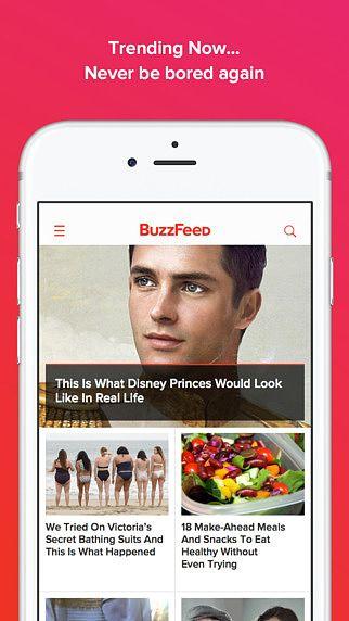 BuzzFeed pour mac