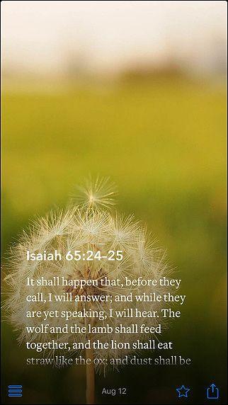 Daily Bible Inspirations pour mac