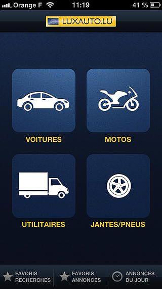 Luxauto pour mac