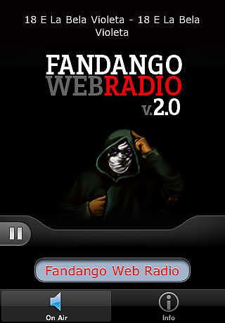 Fandango Webradio pour mac