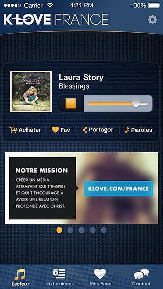 K-LOVE France pour mac