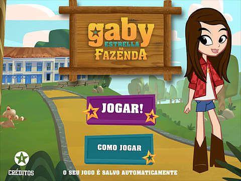 Gaby Estrella na Fazenda pour mac