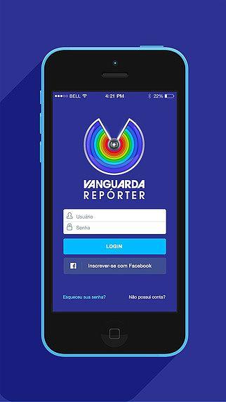 Vanguarda Repórter pour mac