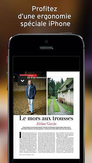 Lire: le magazine des livres et des écrivains pour mac