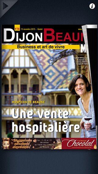 Dijon-Beaune Mag pour mac