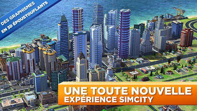 SimCity BuildIt pour mac
