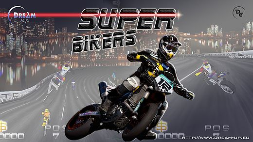 SuperBikers Free pour mac
