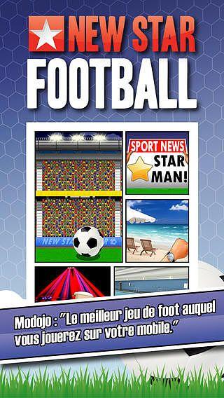 New Star Football pour mac