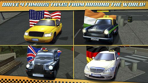 t l charger taxi parking simulator gratuit jeux de voiture de course. Black Bedroom Furniture Sets. Home Design Ideas