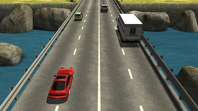 Traffic Racer pour mac