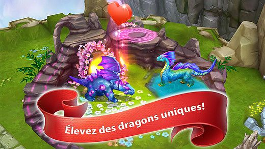 Dragons World pour mac