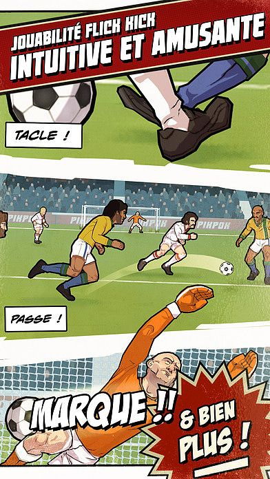 Flick Kick Football Legends pour mac