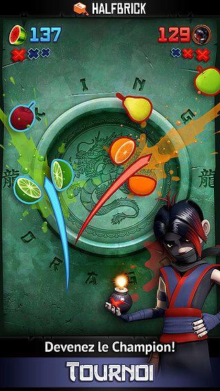 Fruit Ninja pour mac