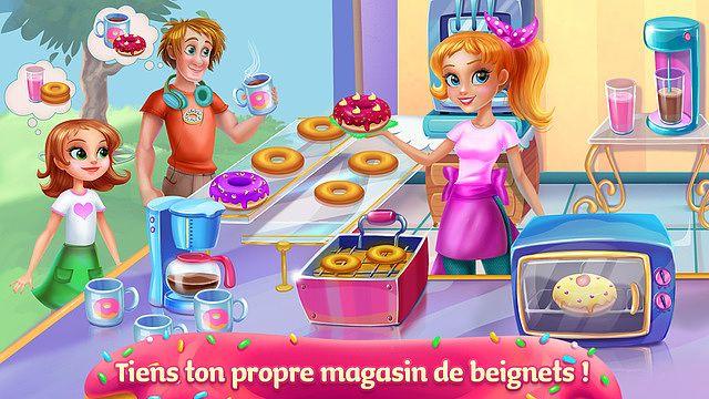 Ma Petite Pâtisserie - Au Délicieux Beignet pour mac