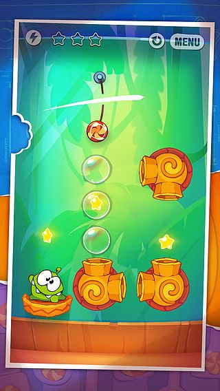 Cut the Rope: Experiments pour mac