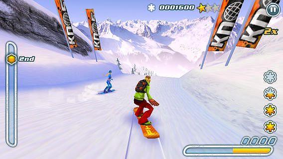 Snowboard Hero pour mac