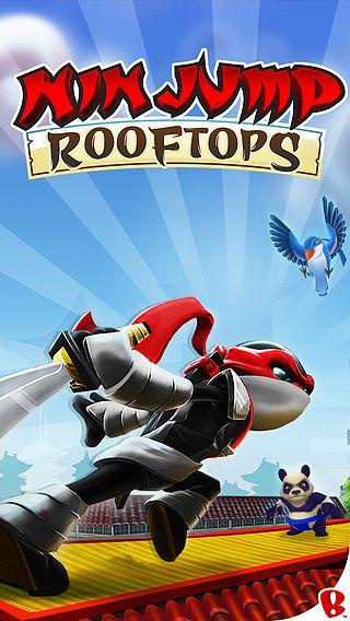 NinJump Rooftops pour mac