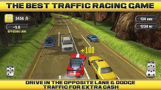 Traffic Racing Rivals: Gratuit Jeux de Voiture de Course pour mac