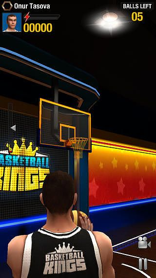 Basketball Kings pour mac