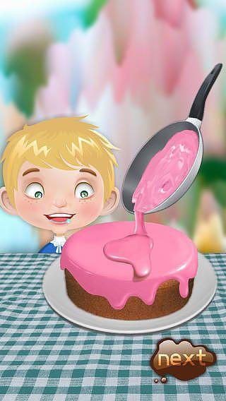 T l charger g teau d 39 anniversaire jeux de cuisine - Jeux de cuisine de gateaux d anniversaire ...