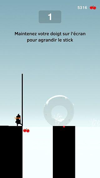 Stick Hero pour mac