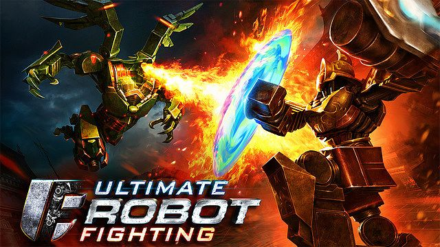 Ultimate Robot Fighting pour mac