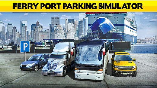 T l charger ferry port car parking simulator gratuit for Logiciel pour garage automobile gratuit